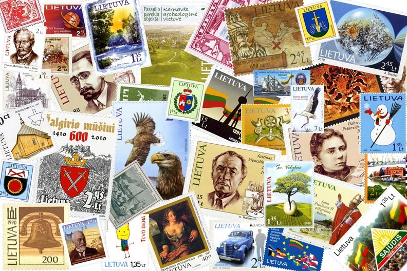 Lithuanian stamps